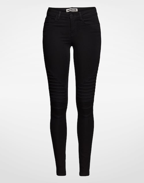 Noisy may Stretchige Jeans ´Extreme Lucy´ Damen schwarz
