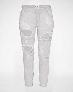 ONE TEASPOON;    Boyfriend Jeans 'Freebird';        84,90 €