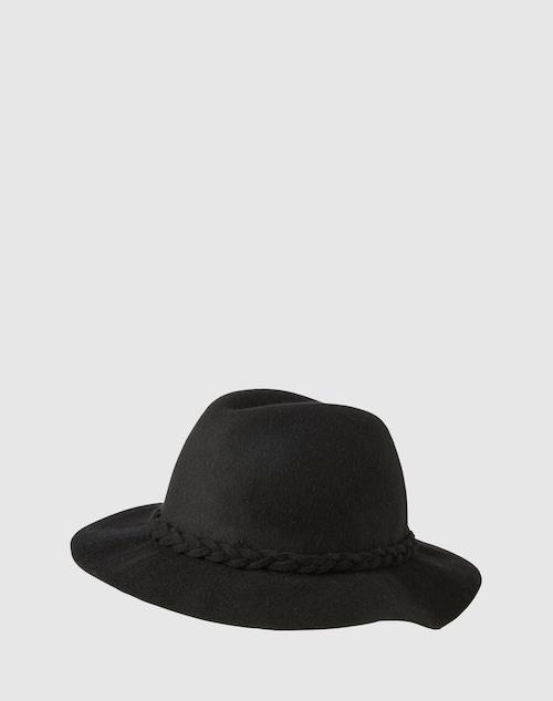 VILA Hut ´Vilush´ Damen schwarz