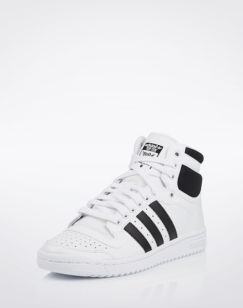 ADIDAS ORIGINALS High Top Sneaker ´Top Ten Hi´ Damen weiss/schwarz