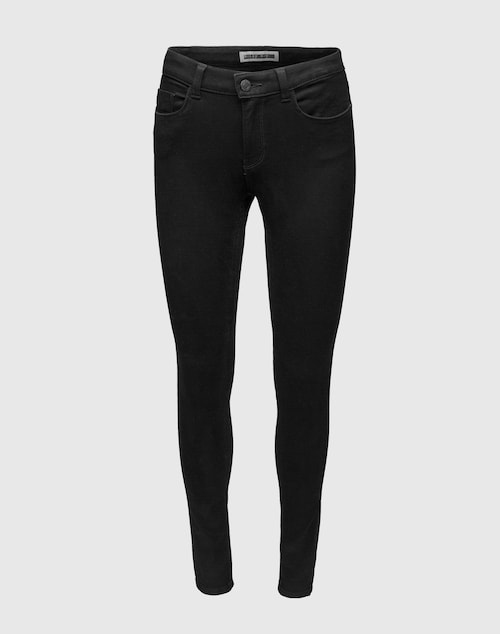 Noisy may Super Skinny Jeans ´Extreme Lucy´ Damen schwarz