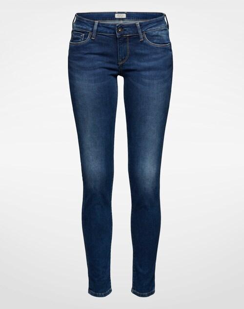 Pepe Jeans Skinny Jeans ´SOHO´ Damen blau