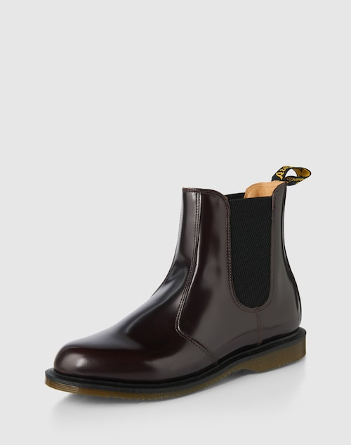 Dr. Martens Chelsea Boots ´Flora´ Damen rot