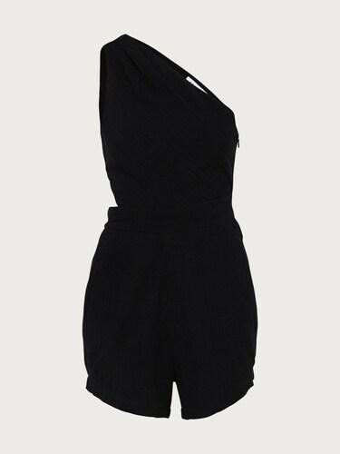 Hosen für Frauen - EDITED Jumpsuit 'Alix' Damen schwarz  - Onlineshop Edited