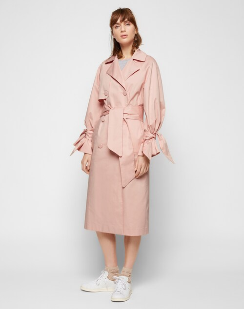edited -  Trenchcoat ´Helena´ Damen pink