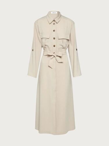 edited -  Kleid ´Lyora´ Damen beige