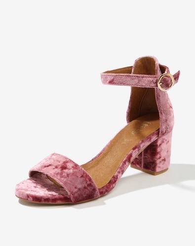EDITED the label Sandalette ´Ana´ Damen pink