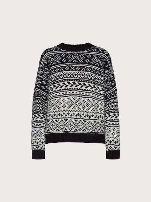 edited -  Pullover ´Evelyn´ Damen schwarz