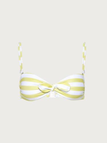 Bademode für Frauen - EDITED Bikini Top 'Aenna' Damen gelb  - Onlineshop Edited
