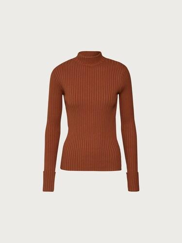 edited -  Pullover ´Jannice´ Damen braun