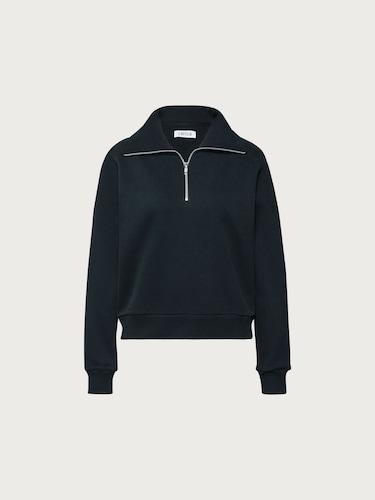 EDITED Sweatshirt ´Reilly´ Damen schwarz | Bekleidung > Sweatshirts & -jacken > Sweatshirts | EDITED