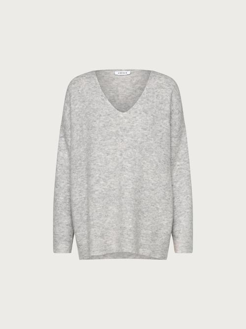EDITED Pullover ´Kleo´ Damen grau