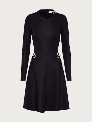 Kleider für Frauen - EDITED Kleid 'Ariana' Damen schwarz  - Onlineshop Edited