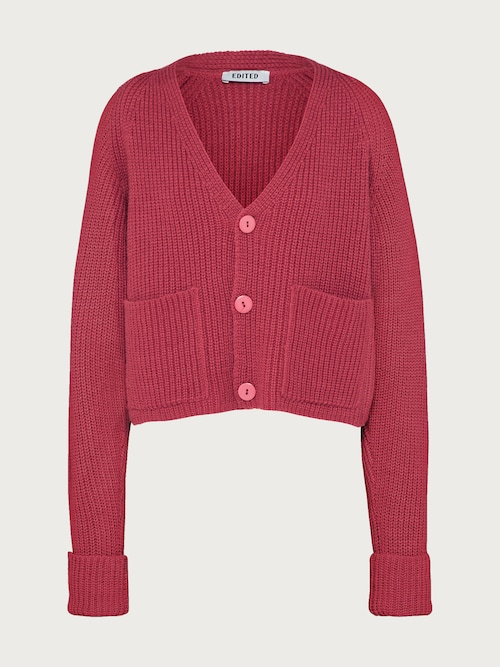 EDITED the label Cardigan ´Laia´ Damen pink