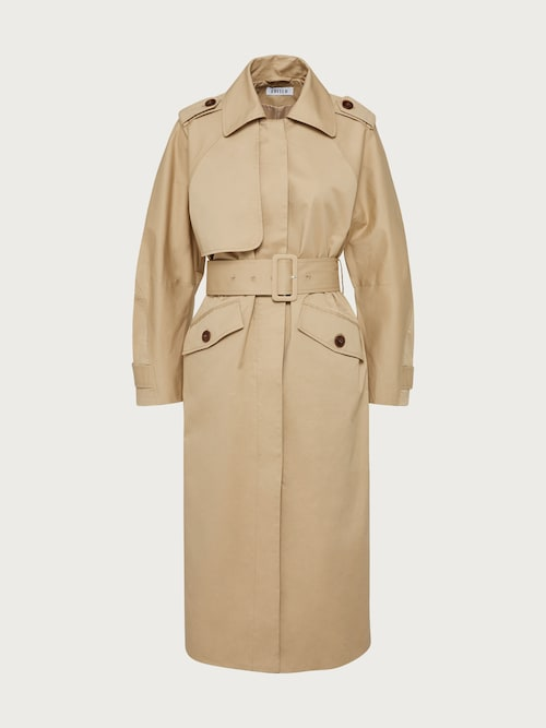 edited -  Trenchcoat ´Penelope´ Damen beige