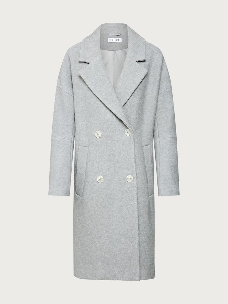 bester Lieferant hochwertiges Design echt kaufen mantel grau