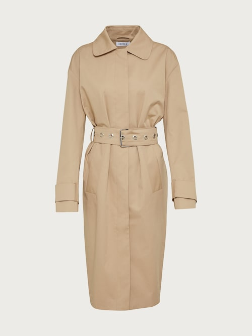 edited -  Trenchcoat ´Romy´ Damen beige