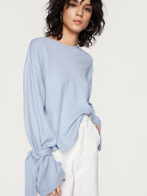 EDITED the label Pullover ´Valerie´ Damen blau
