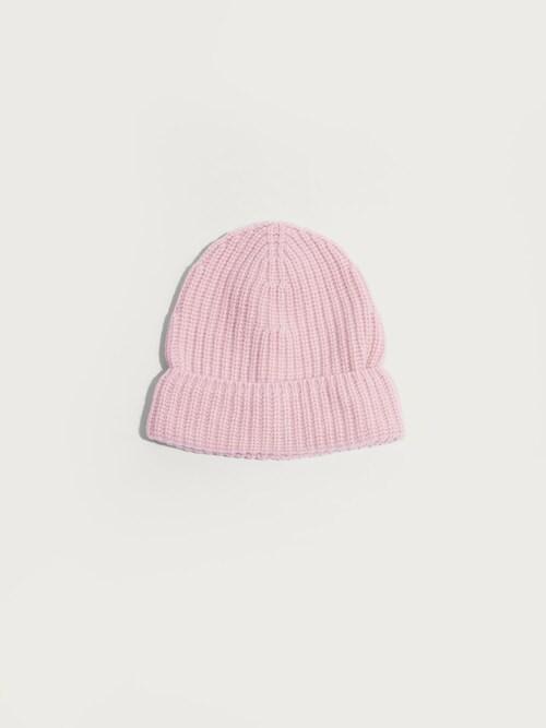 edited -  Cashmere Beanie ´Nuria´ Damen pink