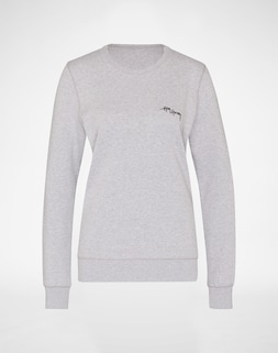 HEY HONEY; Sweater mit Typo-Stitching; 89.90 €