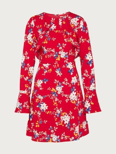 EDITED Kleid ´Asta´ Damen rot