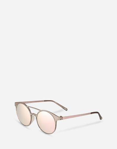 Sonnenbrillen für Frauen - LE SPECS Sonnenbrille 'Demo Mode' Damen pink  - Onlineshop Edited