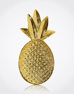 BLOOMINGVILLE; Deko Tablett 'Ananas'; 11.90 €