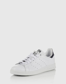 ADIDAS ORIGINALS; Flacher Sneaker aus Leder 'Stan Smith'; 94.90 €