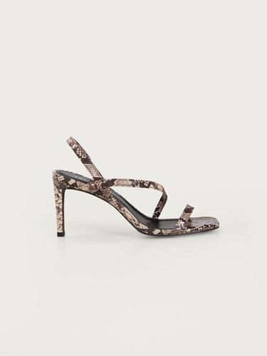 edited -  Sandale ´Mele´ Damen braun