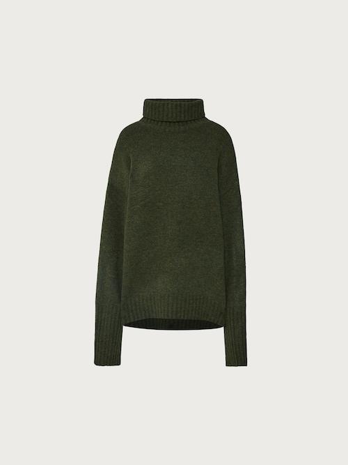 edited -  Pullover ´Lou´ Damen grün
