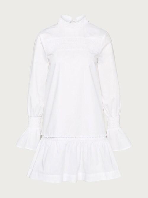 edited -  Kleid ´Piper´ Damen weiß