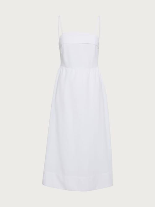 edited -  Kleid ´Felini´ Damen weiß