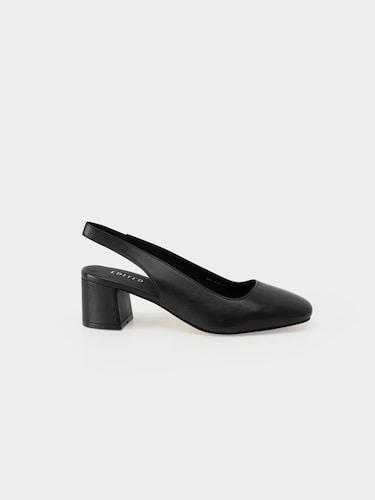 EDITED Slingpumps ´Rimini´ Damen schwarz | Schuhe > Pumps > Slingpumps | EDITED
