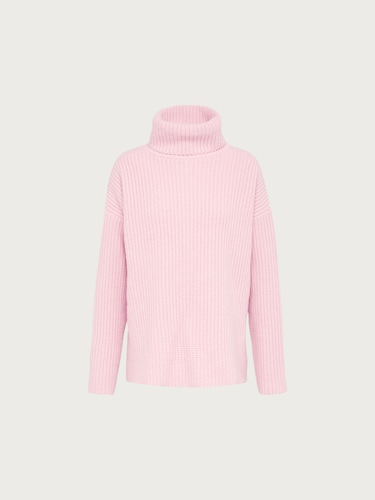 edited -  Cashmere Jumper ´Allegra´ Damen pink