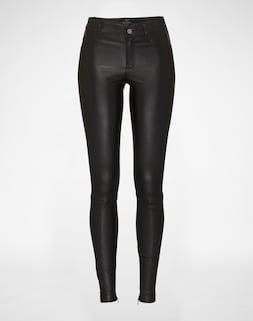 SET; Stretch Lederleggings; 499.00 €