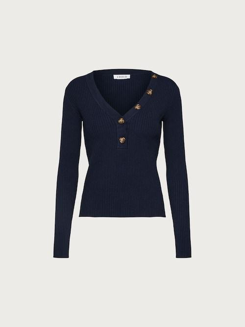 EDITED Pullover ´Ariella´ Damen blau