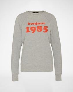 SET; Sweatshirt mit Typo-Print; 99.90 €