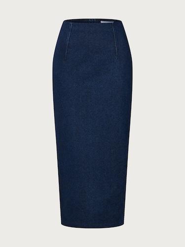 EDITED Rock ´Tula´ Damen blau | Bekleidung > Röcke > Sonstige Röcke | Jeans | EDITED