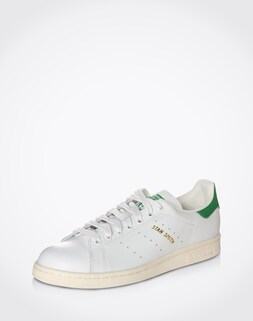 ADIDAS ORIGINALS; Flacher Sneaker aus Leder 'Stan Smith'; 99.90 €