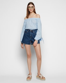 MBYM; Off-Shoulder Top 'Monday'; 59.90 €