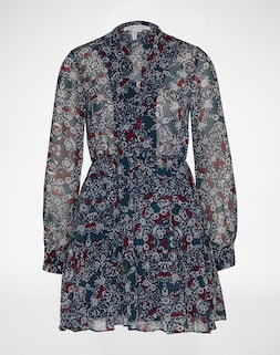 BCBGENERATION; Floral-Dress 'WOVEN'; 89.90 €