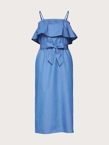 edited -  Kleid ´Raya´ Damen blau