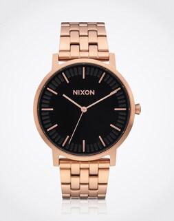NIXON; Armbanduhr 'Porter' (Gehäusedurchmesser: 40mm); 199.00 €
