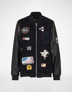 OBEY; Bomberjacke 'Vacancy'; 185.00 €
