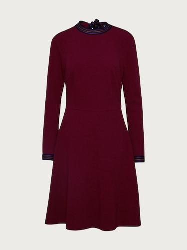 Kleider für Frauen - EDITED Kleid 'Dorina' Damen rot  - Onlineshop Edited