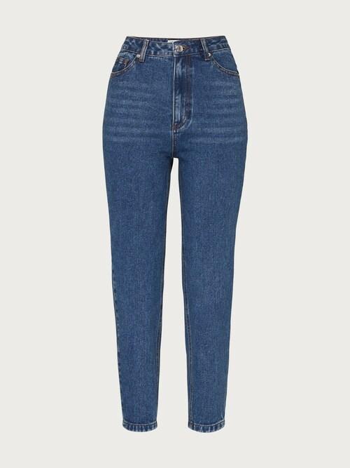 edited -  Mom Jeans ´Moa´ Damen blau