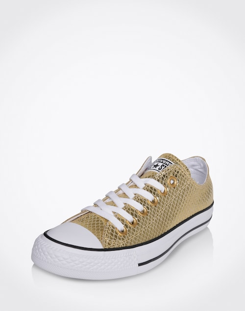 CONVERSE Sneaker low ´Chuck Taylor All Star-Ox´ Damen gold