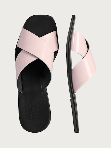 EDITED Pantoletten ´Moira´ Damen pink | Schuhe > Clogs & Pantoletten | EDITED