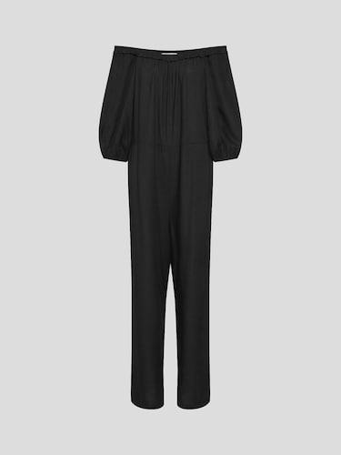 EDITED Overall ´Bellona´ Damen schwarz | Bekleidung > Overalls | EDITED