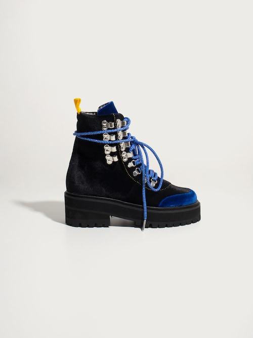 edited x blanca mirò scrimieri -  Trekking Boots ´Blanca´ Damen schwarz